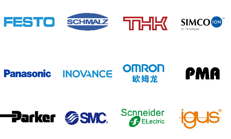 robot components supplier